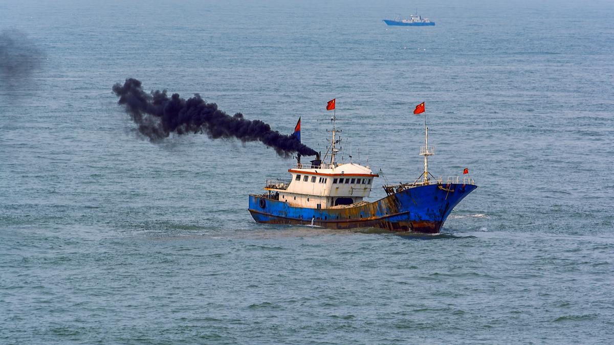 De vanligste årsakene til motorfeil i fiskebåten